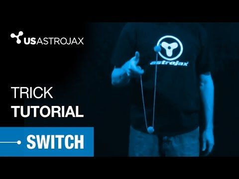 Astrojax Trick Tutorial: Switch - YouTube