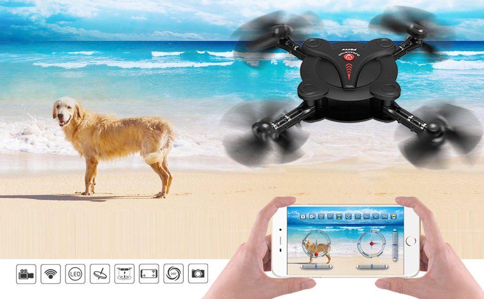 Amazon Quadcopter Drone Camera Live Video Dp