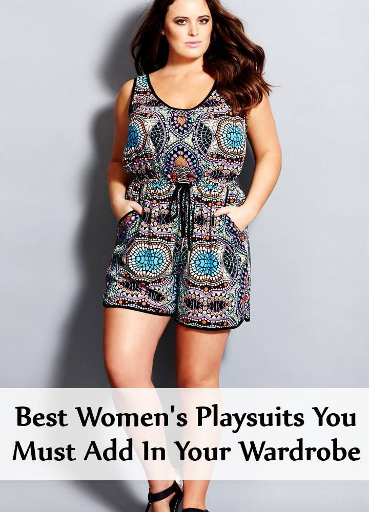 56b6934056f3 7 Best Women s Playsuits You Must Add In Your Wardrobe