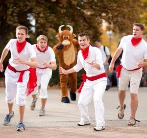 The Daily Universe Halloween Costume Contest 2020 Running of the BYU Bulls   The Daily Universe | Running of the