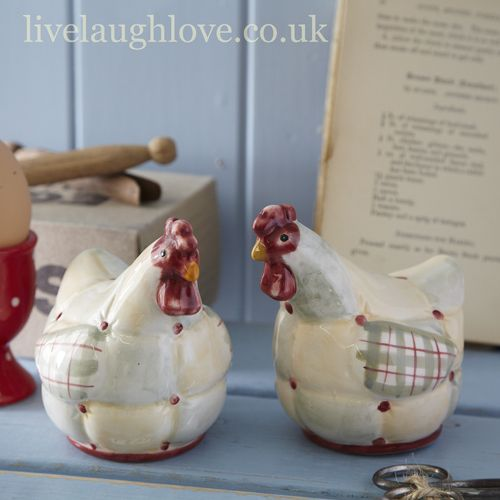 Hen Salt & Pepper £7.95