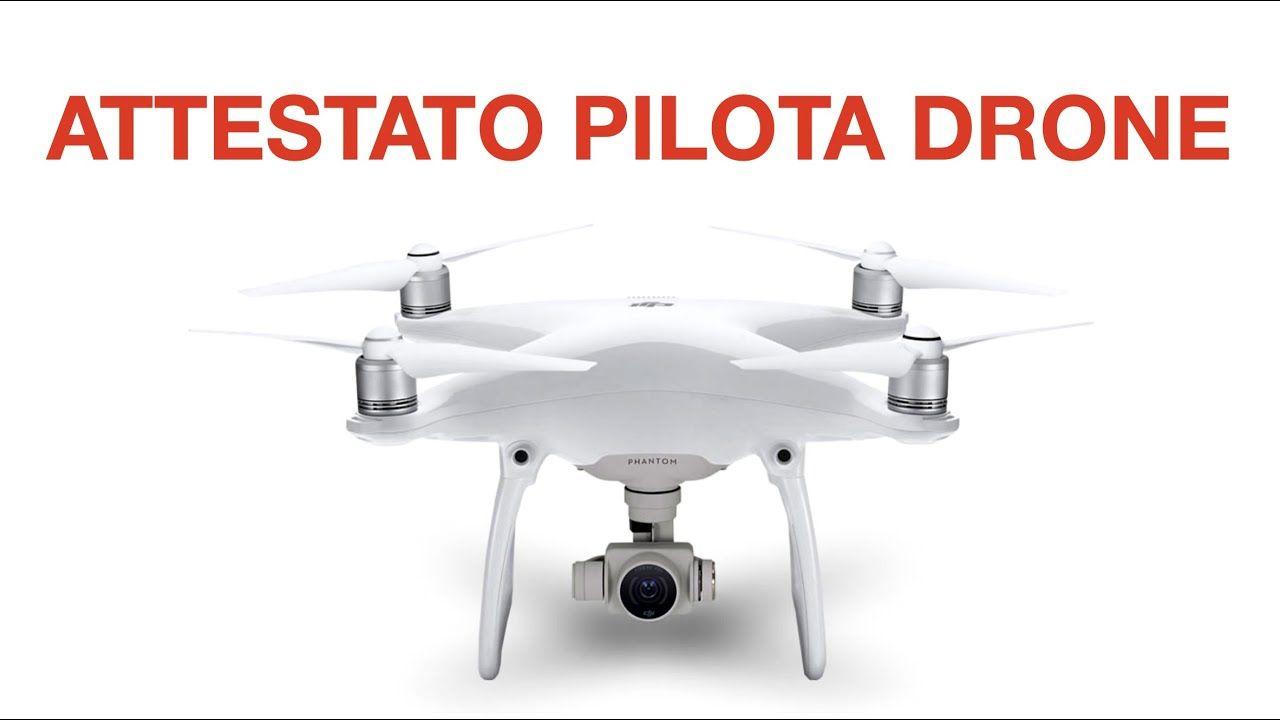 Breack - Droni - Attestato pilota APR - Operazioni Non ...
