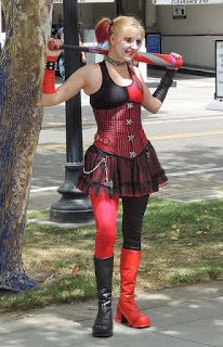 Pin by Spyders Adult on Sacramento Cosplay | Harley Quinn