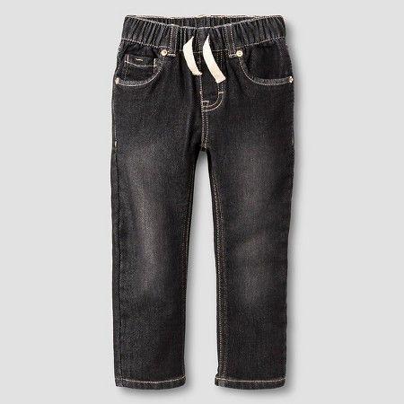 Toddler Boys' Soft Jeans Cat & Jack™ - Black Wash : Target