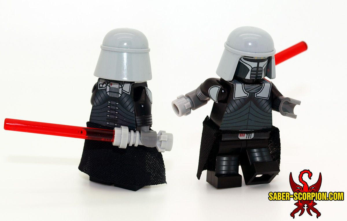 Lord starkiller custom star wars lego minifig visit my shop http