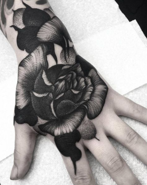 ac55889581cc5 60+ Gorgeous Peony Tattoos That Are More Beautiful Than Roses ...