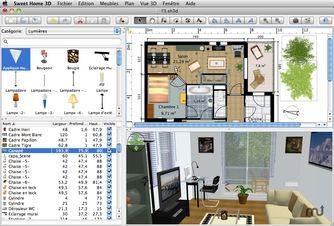 Sweet Home 3d For Mac Free Download Review Latest Version Desain Rumah Sweet Home Desain Produk