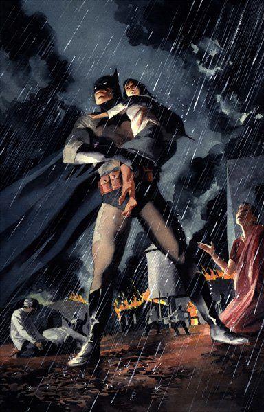 Batman by Brian Ashmore