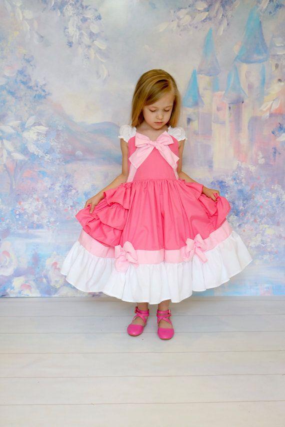 Pink Cinderella Dress | Vestidos de cenicienta, Cenicienta y Rosas
