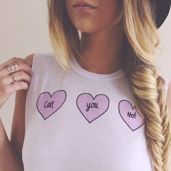 Can You Not On The Hunt Influencers Fashion Fashion Heart Hair