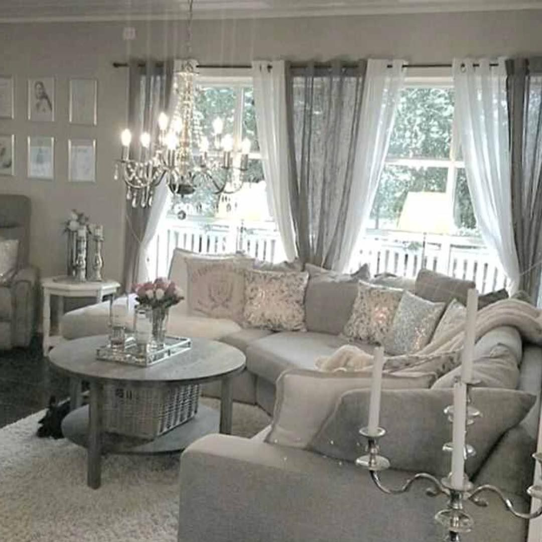 37 White And Silver Living Room Ideas That Will Inspire You Chic