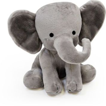 Great for Nursery Stuffed Elephant Animal Plush Girls Boy Toys for Baby