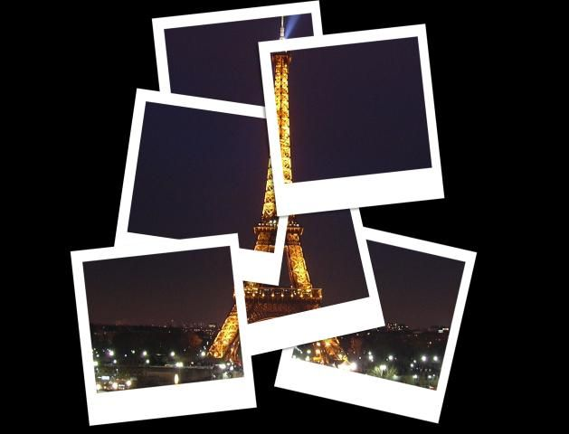 Открытки своими, фотошоп одну открытку из нескольких фото