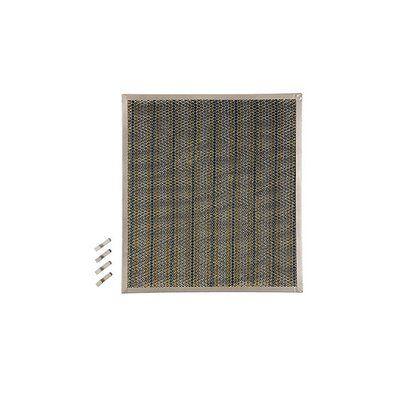 Broan Range Hood Filter Size 2 76 H X 15 6 W X 17 04 D Range