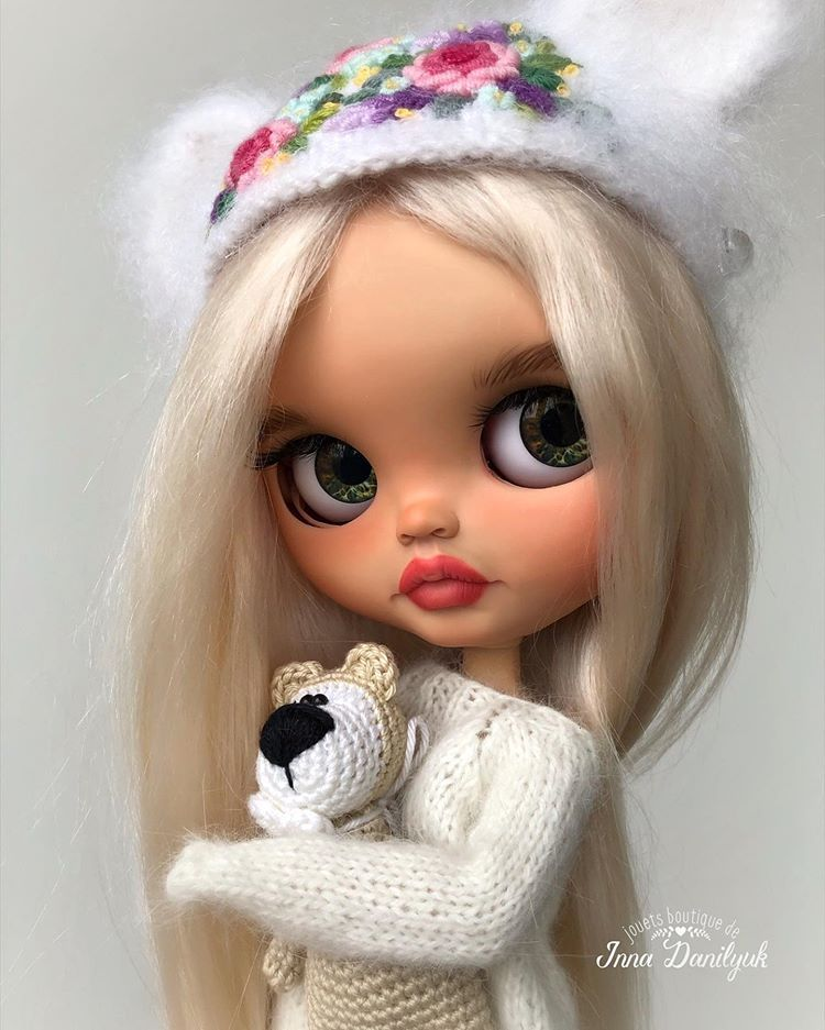 Instagram In 2020 Blythe Dolls Beautiful Dolls Cute Dolls