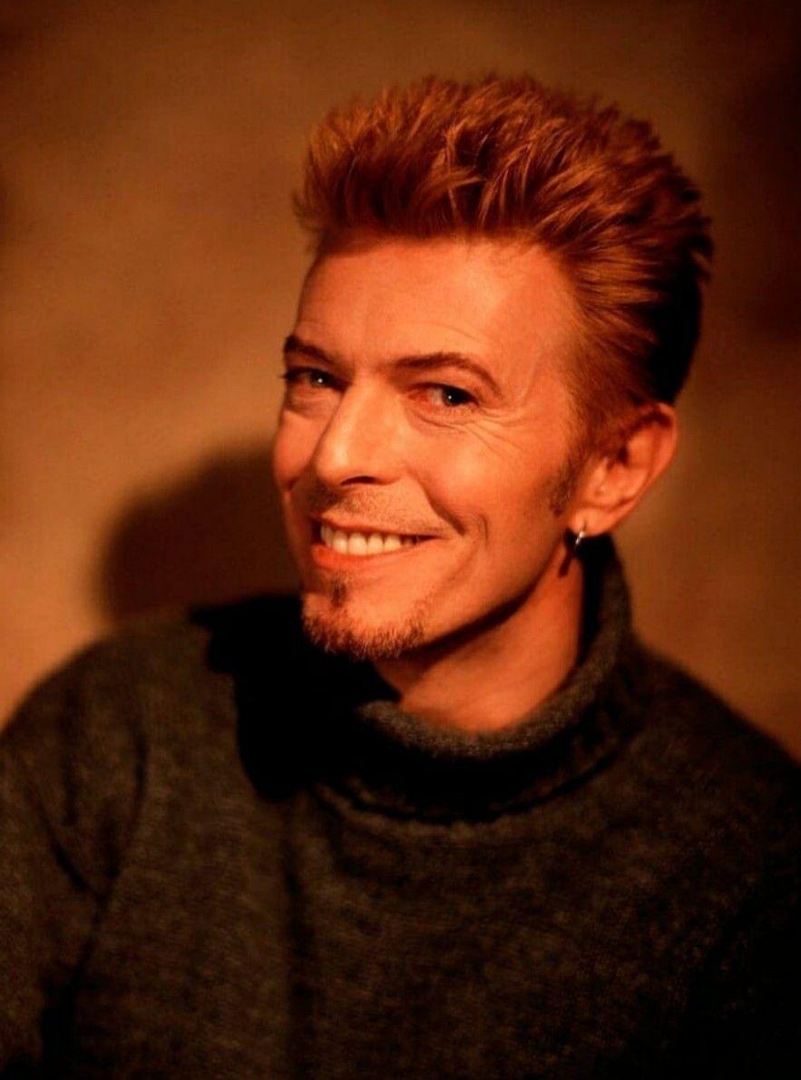 David Bowie 1997 : david, bowie, David, Bowie,, Beautiful, Smile