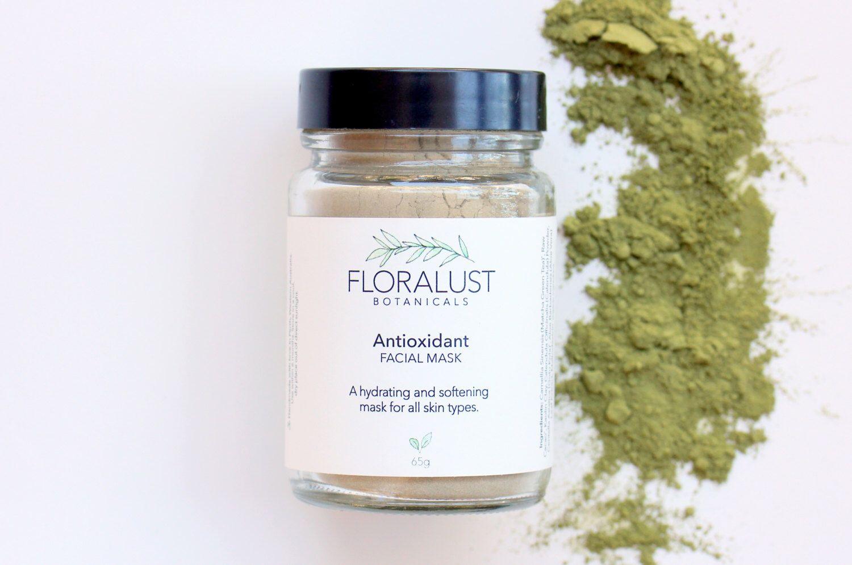 Antioxidant Face Mask // Raw Cacao, Matcha Green Tea, Aloe Vera, Gotu Kola, Kaolin Clay. Matcha Mask. Clay Face Mask. Organic Vegan Skincare by FloralustBotanicals on Etsy https://www.etsy.com/listing/466118928/antioxidant-face-mask-raw-cacao-matcha