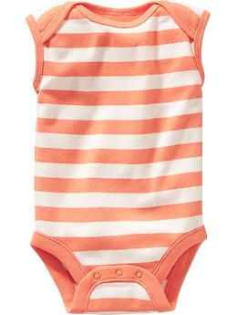 Patterned Sleeveless Bodysuits For Baby 4 Available In Sizes 0 To