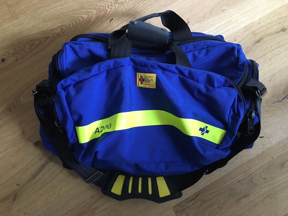 Pacific Emergency Products A200 Bag Containing Various