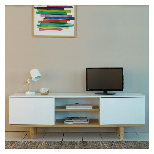 Lovely Large Tv Cabinet with Doors