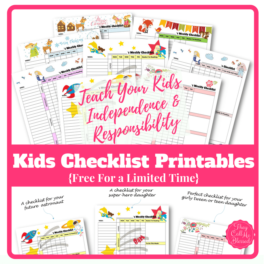 How To Teach Kids Independence And Responsibility Free
