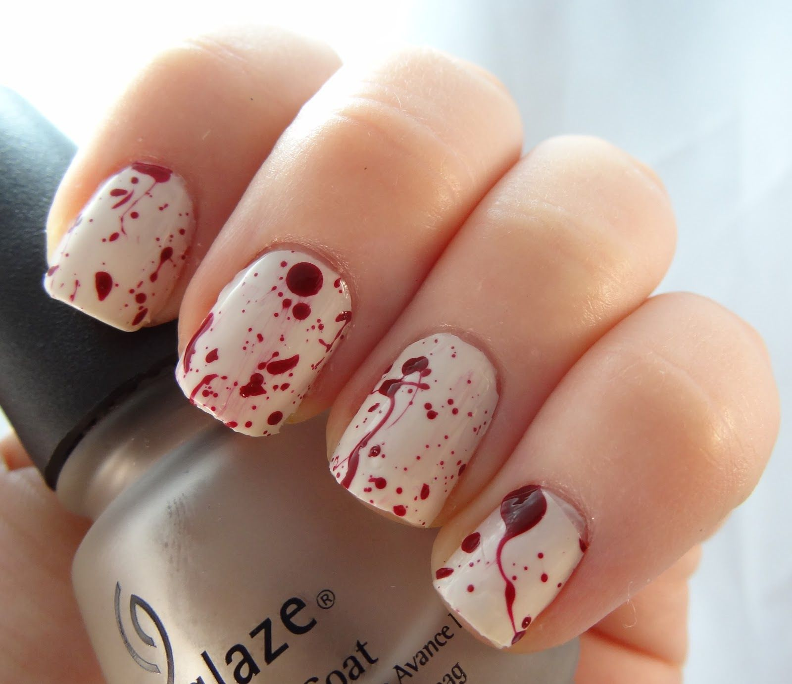 Pin by Vampire Everything on Vampire Nails