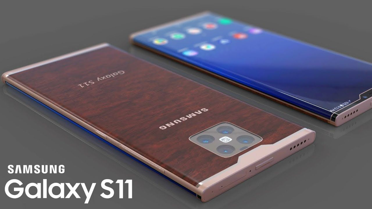 Best Smartphone Of 2020 Straight from the future SAMSUNG Galaxy S11 2020 concept edition