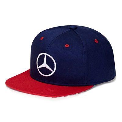 Mercedes AMG Petronas Lewis Hamilton USA Special Edition Flat Brim ... 62f58b9b465