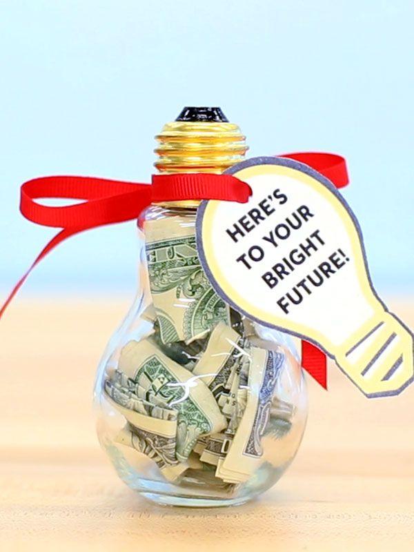 Hochzeitsgeschenk Geld kreativ verpacken: 71 DIY... | Geldgeschenk ...