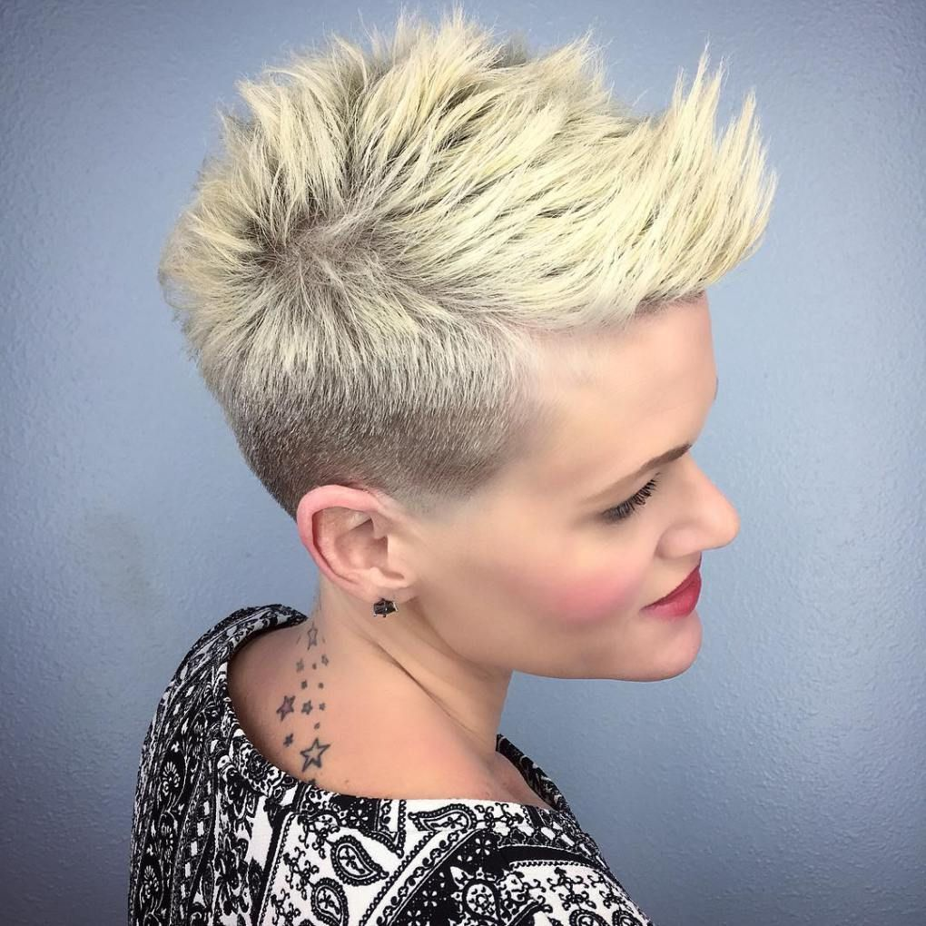 best edgy haircuts ideas to upgrade your usual styles blonde