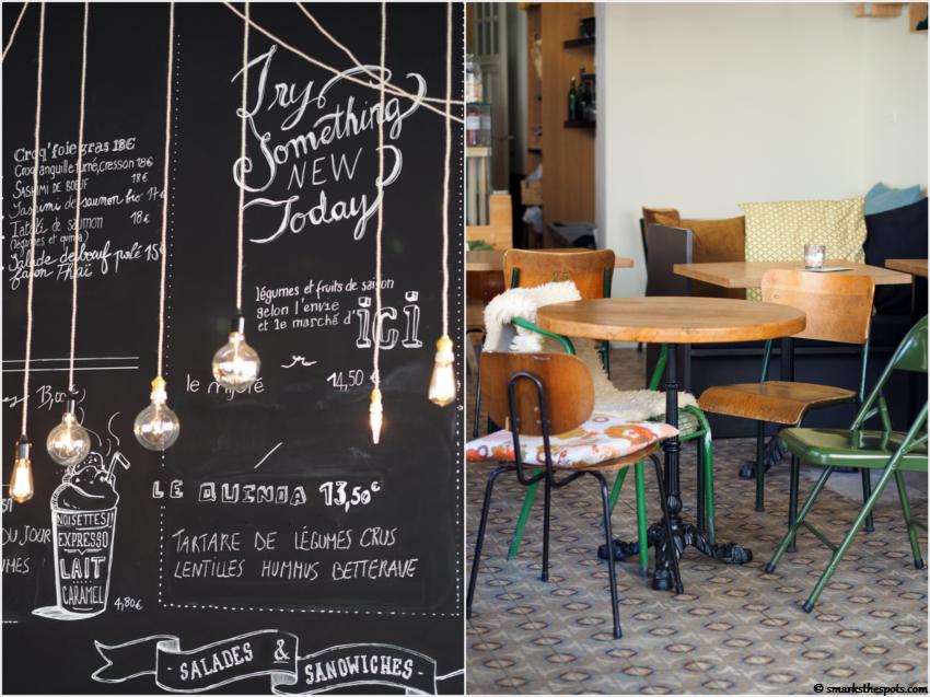 ICI S Marks The Spots Brussel, Indulgent food, Restaurant