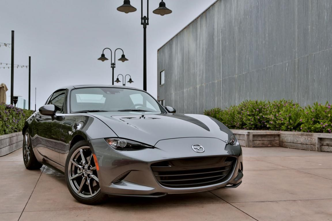 2017 Mazda Mx 5 Miata Rf Wallpaper
