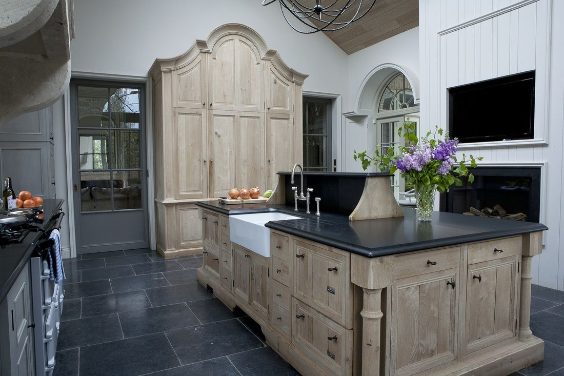 French Chateau Kitchen Createdrhatigan And Hick  Welcome To Enchanting Luxury Kitchen Designers Design Ideas