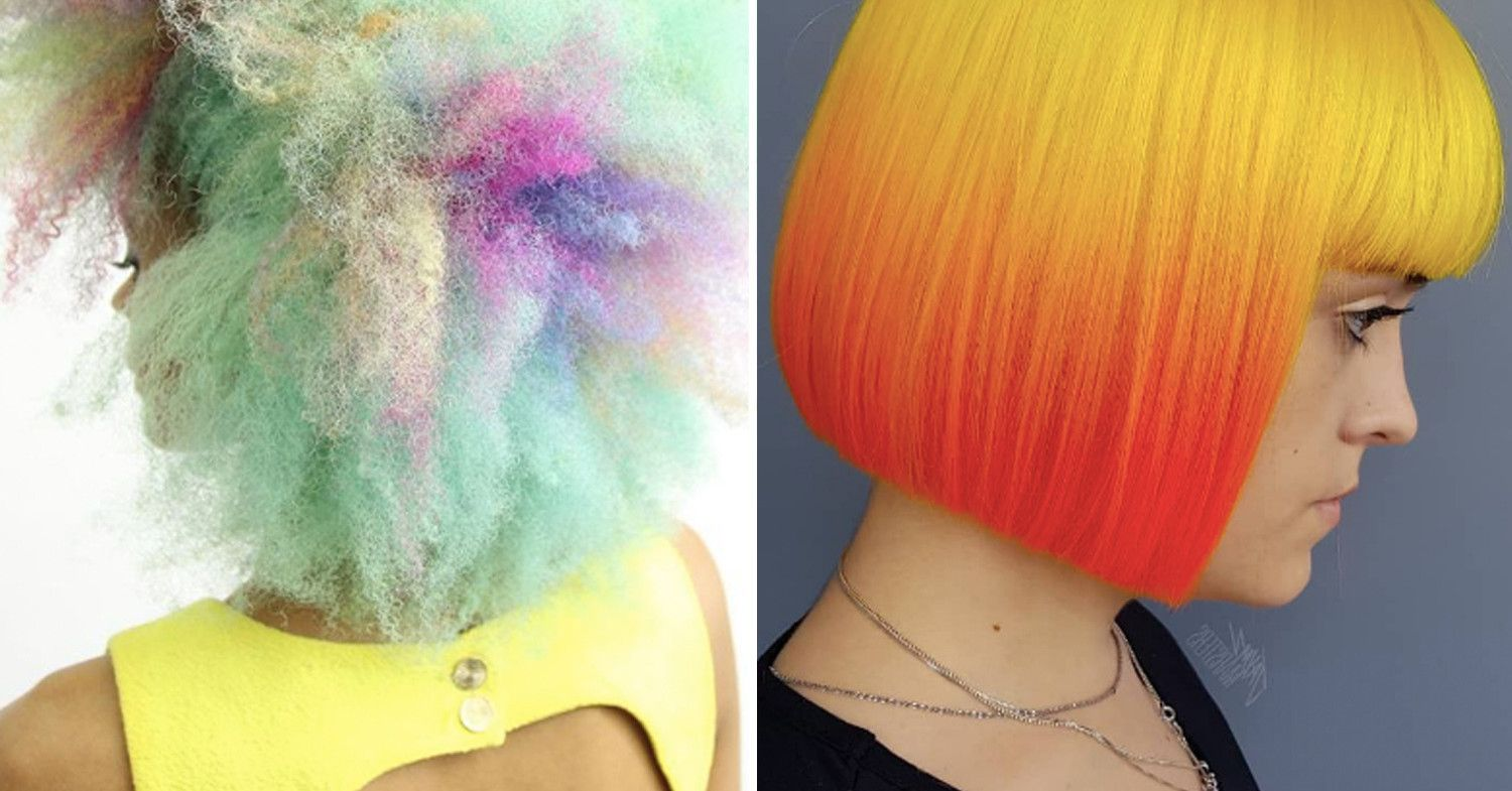 18 Times Hair Colorists Literally Changed The Game