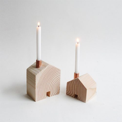 Love the idea of the name of these candles: homestead, no place like home, which is exactly what candles make you feel like.