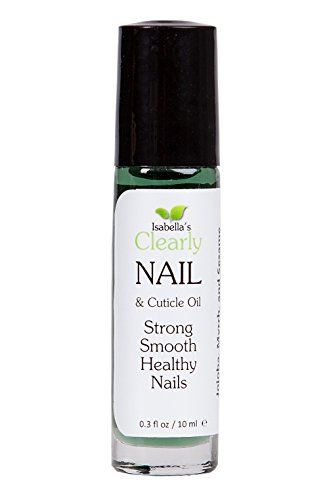 Isabellas Clearly NAIL Best Natural Nail Cuticle Care Moisturize ...