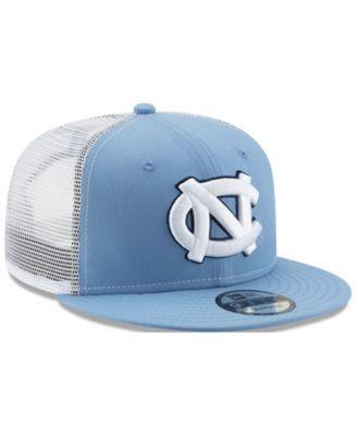quite nice 40e2f 4674d New Era North Carolina Tar Heels Tc Meshback Snapback Cap - Blue Adjustable