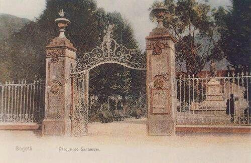 Parque Santander 1900