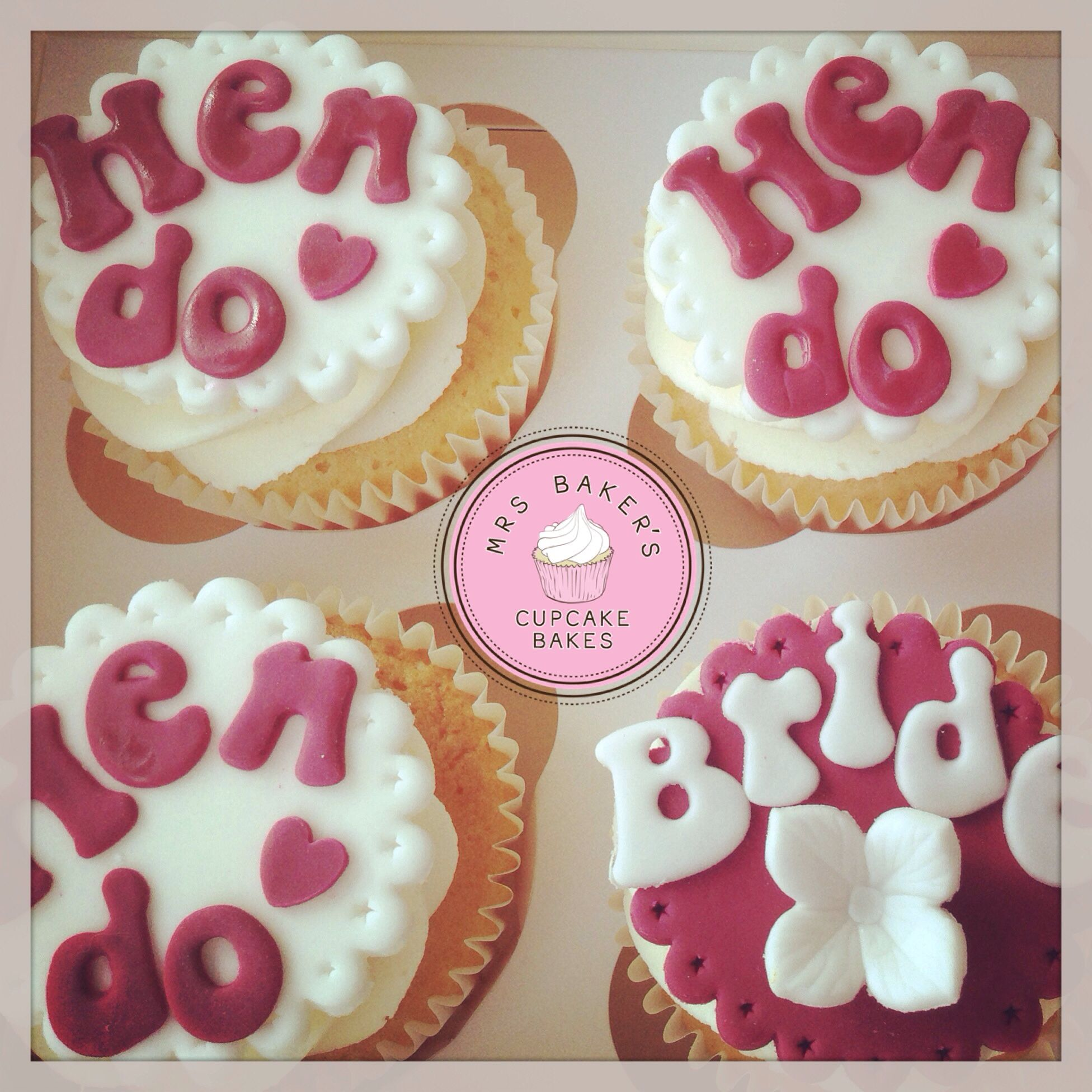 hen do cupcakes | las vagas | pinterest | hens and cake