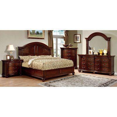 Hokku Designs Crispin Platform Customizable Bedroom Set Products