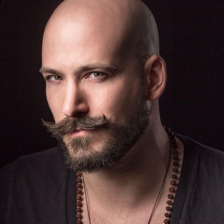 панели фото лысого мужика с бородой всего это проявляется