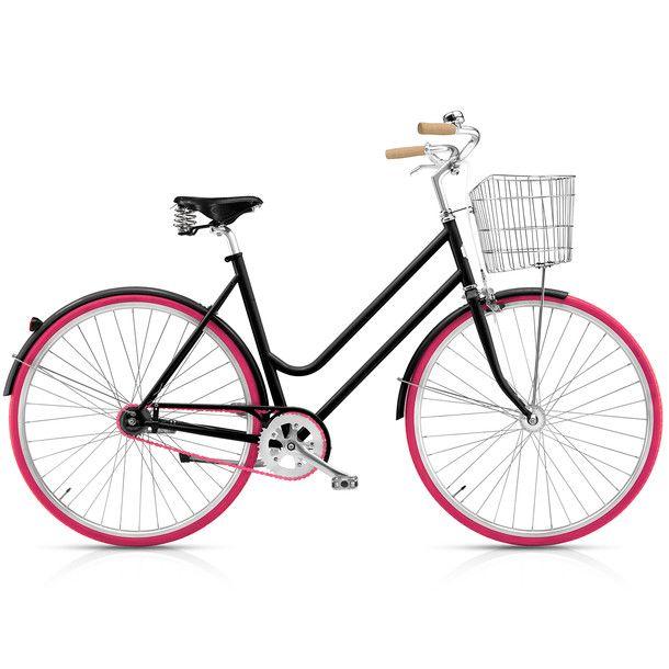 Norrsken Bike Love The Pink Wheels