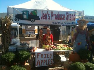 The best organic gmo-free produce stand in all of Bowie, TX of Montague County!