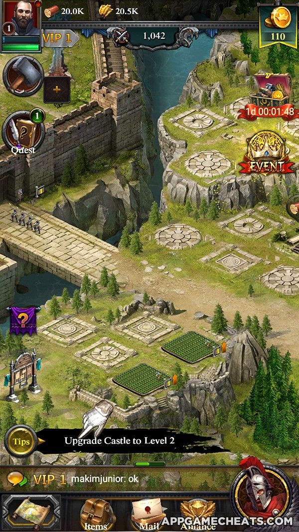 Age of Kings Hack & Cheats for Gold, Wood & Food 2016