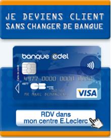 Carte Banque Edel Leclerc Carte Bancaire Edel Visa Premier Banque Carte Carte Bancaire