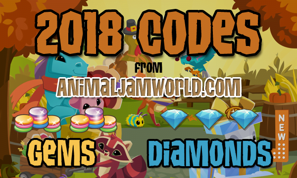 Animal Jam Codes for 2019 #AnimalJam #Cheats #Codes