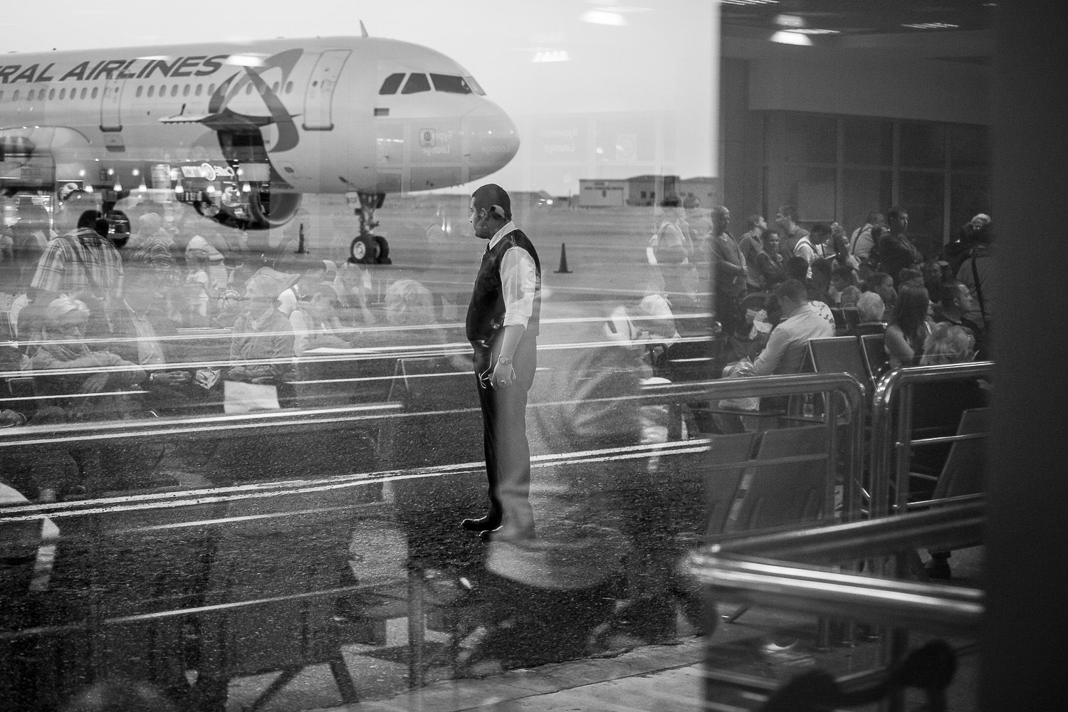 Hinrich Carstensen Photography » Egypt Airport