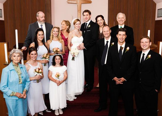 The Office Photo Jim And Pam Wedding Photos Jim And Pam Wedding The Office Show The Office Jim