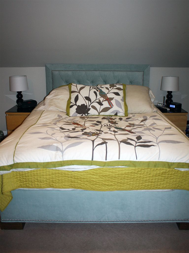 How To Attach Headboard To Bed Frame Diy