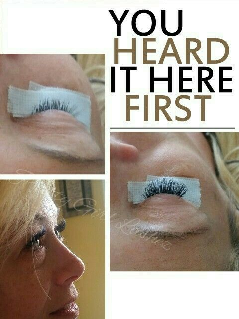 Eyelash Extensions Corning New York Market Street Pretty Girl